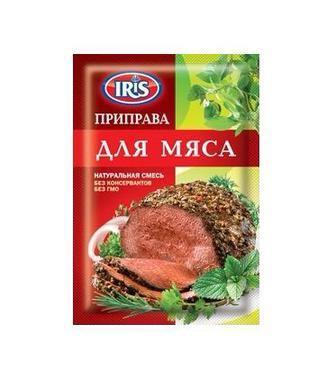 Приправа Iris до м'яса 25г