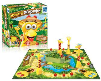 Розважальні ігри - Настільна гра Yago Файні жирафи