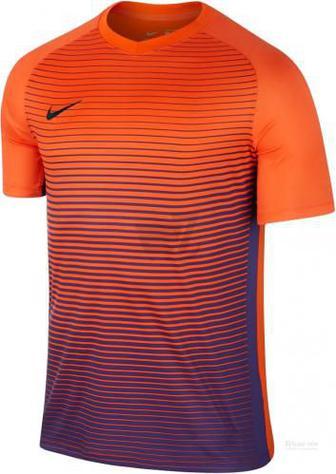 Футболка Nike M NK DRY PRECISION IV JSY SS 832975-815 L помаранчевий