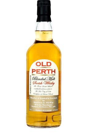 Виски Old Perth Blended Malt №5 0.7л