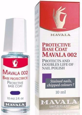 Защитная основа Mavala Base Coat Mavala 002 10 мл