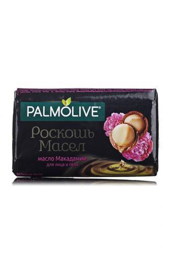 Палмолив мыло Palmolive Роскошь масел с маслом Макадамии 90г