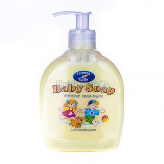 Жидкое детское мыло Flower Shop