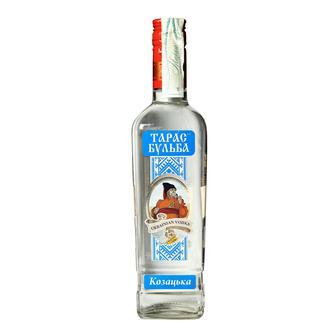 Водка Тарас Бульба козацкая 0.5л