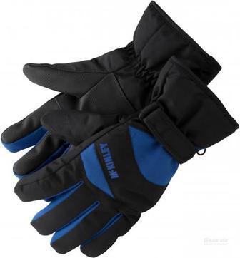 Рукавички McKinley Valentino II ux р. 9 268034-90457 синьо-чорний