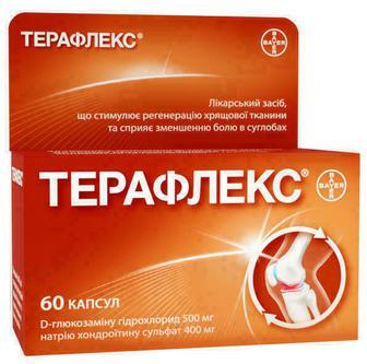 Терафлекс капсулы №60