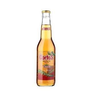 Пиво світле Extra Tequila Cortes 0,33л