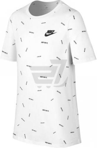 Футболка Nike B Nsw Tee Jdi Confetti 894234-100 S білий