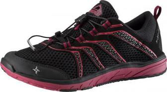 Кросівки McKinley Amphibio W 262089-901050 р. 37 чорний із рожевим