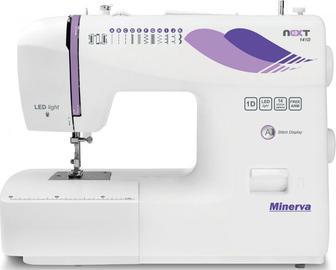 Швейная машина MINERVA NEXT 141 D