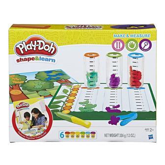 Набір Play-Doh Зроби і зміряй