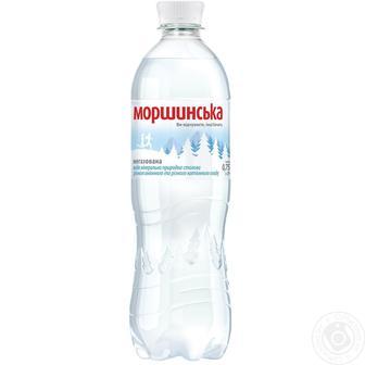 Мінеральна вода Моршинська 0,75л