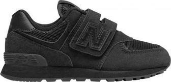 Кросівки New Balance YV574TB р.13 чорний