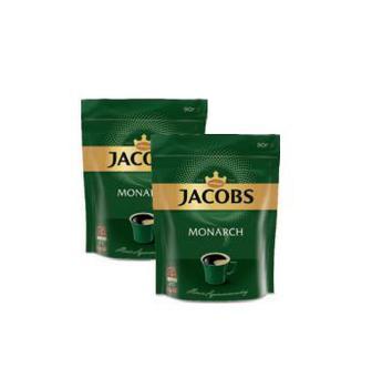Кава розчинна Jacobs Monarch 90г