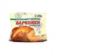 Вареники Белорусские с картофелем, LASKA, 400г