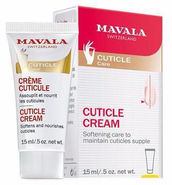 Крем Mavala Cuticle Cream для смягчения кутикулы 15 мл