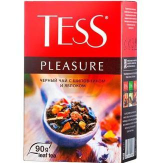 Чай черный рассыпной TESS Pleasure 90 г
