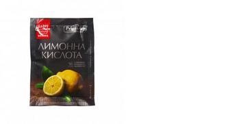Кислота лимонна, Приправка, 20г