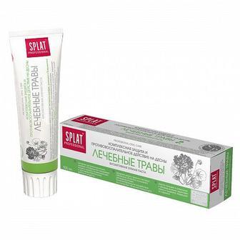 Зубная паста «Medical Herbs», SPLAT, 100мл
