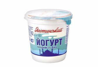 Йогурт  Турецький 10% Яготинський 300 г