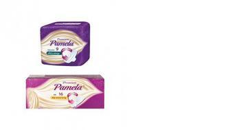 Прокладки ежедневные, PREMIUM SOFT DRY, Pamela