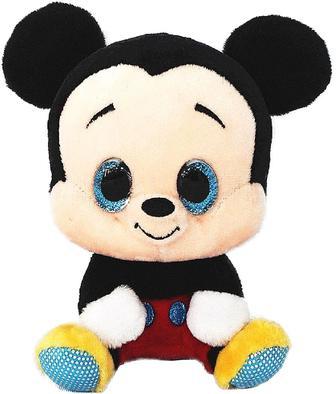 Мягкая игрушка з великими очима Disney 15 см