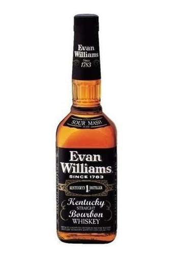 Виски Evan Williams Black 0,75 л 43,00%