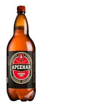Пиво «Арсенал Міцне» 2л
