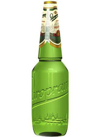 Пиво Светлое Старопрамен 1л