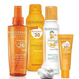 Cолнцезащитные средства Bioderma
