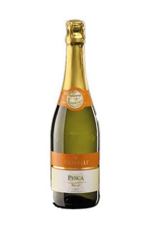 Вино ігристе Fiorelli Песка біле солодке 0,75 л