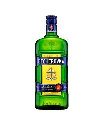 Настойка Бехеровка, лікерна 38% 0,5л