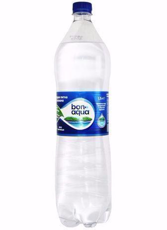 Вода природна питна  BonAqua 1.5 л