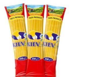 Макаронні вироби спагетті і спагеттіні в/г , Київ Мікс, 1000 г