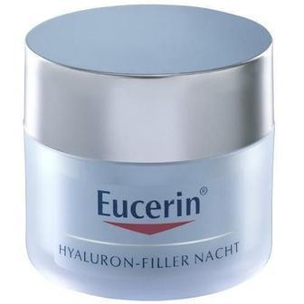 Крем Eucerin Hyaluron-Filler против морщин для всех типов кожи ночной 50 мл