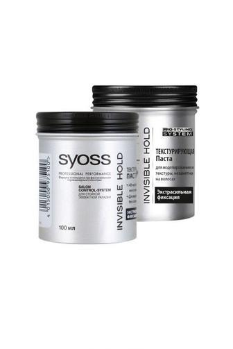 Паста для волос Легкий контроль,естественный блеск 100мл Сйосс