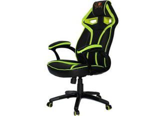 Крісло Barsky Sportdrive Game (green)