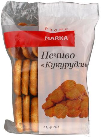 Печиво кукурудзяне   Marka Promo, 400 г