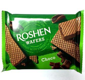 Вафли Рошен Wafers шоколад 72г