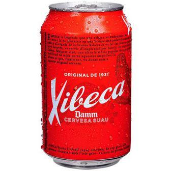 Пиво Xibeca Іспанія 0,33л