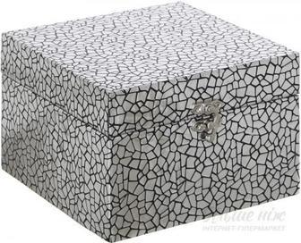 Скринька Крижинка 14x14x10 см