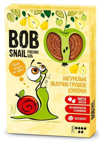 Конфеты Улитка Боб Яблоко-груша 60 г