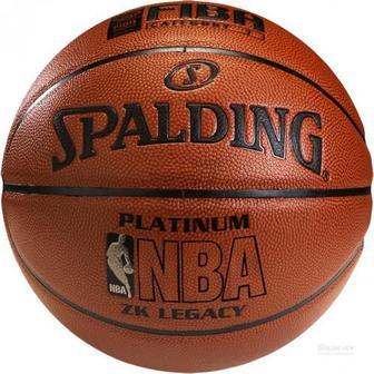 Баскетбольний м'яч Spalding PlatinumZK Legacy 3001514010216 р. 6