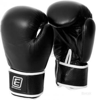 Боксерські рукавиці Energetics 8oz Leather 225543 чорний