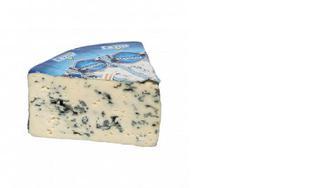 Сир блакитний з пліснявою 45%, Lazur, 100г