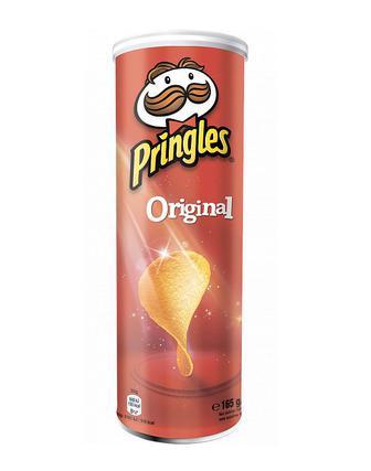 Скидка 22% ▷ Чіпси Pringles 165г