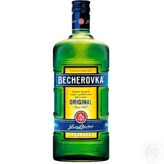 Ликерная настойка на травах Becherovka 0.5 л