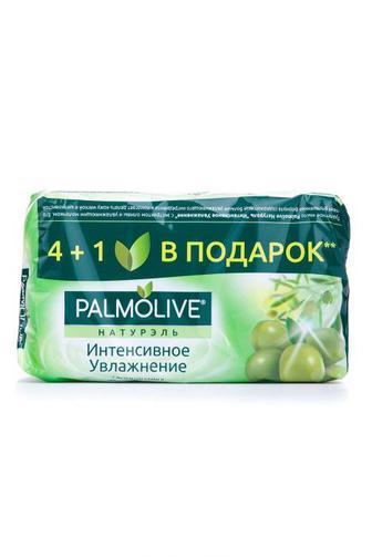 Мыло твердое Palmolive Масло экопак, 5*70г