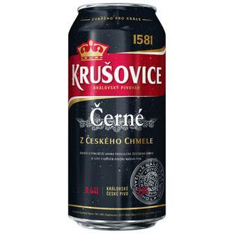 Пиво Krusovice Cerne темне 0,5л