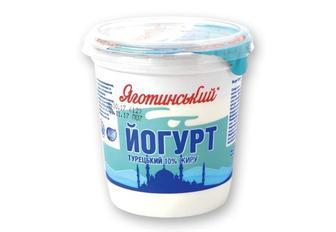 Йогурт Турецький 10%, 300г, Яготинське